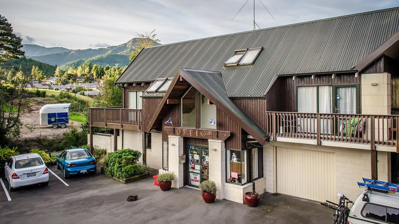 Accommodation Options in New Zealand